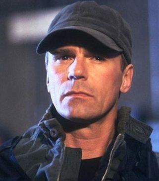 RDA v roli plukovníka Jacka O'Neilla