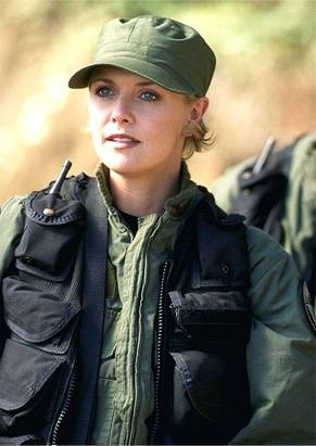 Dr. Samantha Carter
