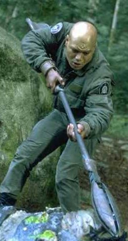Staff zbraň (Berla)